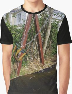 Swinging Swing Graphic T-Shirt