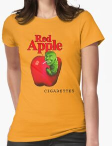 RED APPLE Womens Fitted T-Shirt