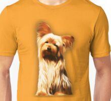 Yorkshire Puppy Tiny Dog Unisex T-Shirt