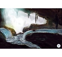 Fantasy Cave Photographic Print