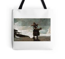 The Gale, Homer, Tote Bag