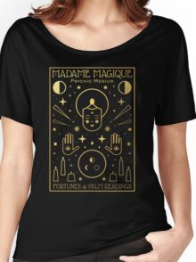 Madame Magique  Women's Relaxed Fit T-Shirt