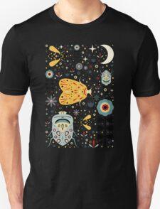 Midnight Bugs Unisex T-Shirt