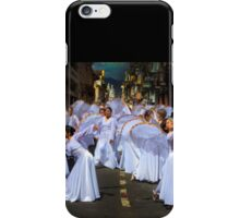 Angels Of The Morning iPhone Case/Skin