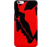 Kenpachi zaraki iPhone Case/Skin
