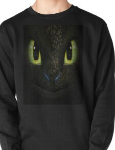 Big Toothless From How To Train Your Dragon Pullover