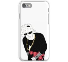 Justin Bieber Bizzle iPhone Case/Skin