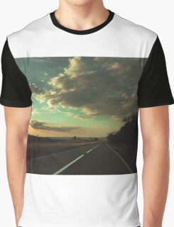 Mountainside landscape - 2015 Graphic T-Shirt