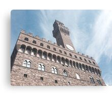 Florencia architecture Canvas Print