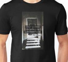 I Felt So Free From All I'm Supposed To Be - Tom Odell Unisex T-Shirt