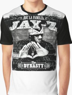 jay z Graphic T-Shirt