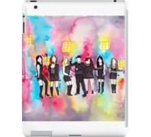 (Do It On My) Twin Bed iPad Case/Skin