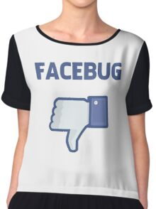 FACEBUG Chiffon Top