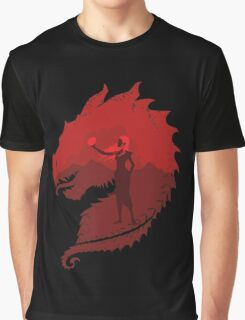 Mother of Dragons (Dark) Graphic T-Shirt
