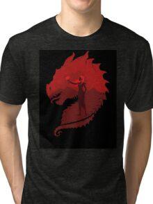 Mother of Dragons (Dark) Tri-blend T-Shirt