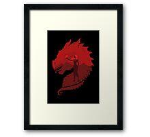 Mother of Dragons (Dark) Framed Print