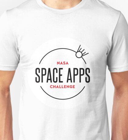 NASA Space Apps Challenge Unisex T-Shirt