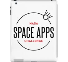 NASA Space Apps Challenge iPad Case/Skin