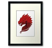 Mother of Dragons (Light) Framed Print