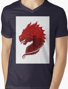 Mother of Dragons (Light) Mens V-Neck T-Shirt