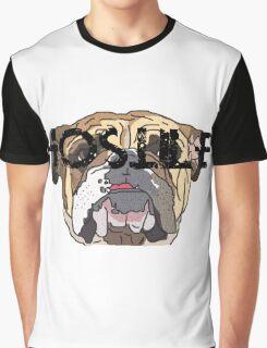 Hostile Graphic T-Shirt