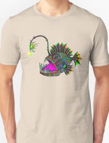Electric Angler Fish T-Shirt