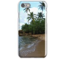 Private Paradise iPhone Case/Skin