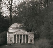 THE PAVILION BY THE LAKE by Michael Carter