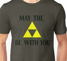 Zelda May The Force Be With You Unisex T-Shirt