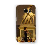 Piazza Della Signoria, Firenze Samsung Galaxy Case/Skin