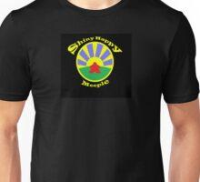 Shiny Happy Meeple Unisex T-Shirt