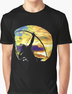 Sagittarius reaching out Graphic T-Shirt