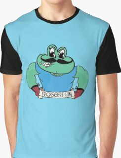 Froggers Gym Graphic T-Shirt