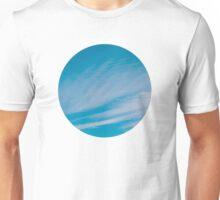 Wispy sky Unisex T-Shirt