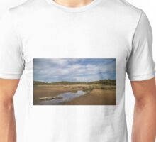 Balcombe Mt Martha Estuary at low tide Unisex T-Shirt