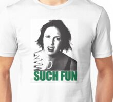 miranda hart such fun Unisex T-Shirt
