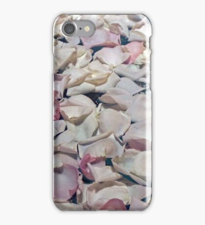 Wedding Petals iPhone Case/Skin