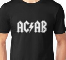ACAB # 1 Unisex T-Shirt