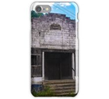 The Light Is Gone  iPhone Case/Skin