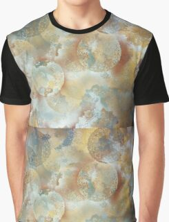 Metal Lace Graphic T-Shirt