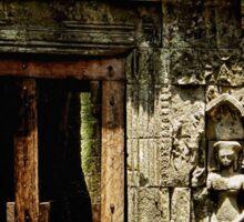 Temple'tastic Cambodia Sticker