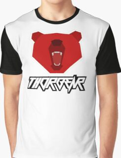 Thorbear logo with text Graphic T-Shirt