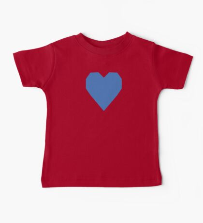 Tufts Blue  Baby Tee