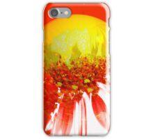 abstract sun iPhone Case/Skin