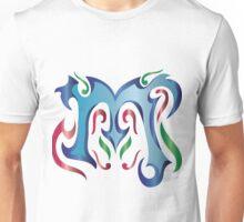 Virgo Horoscope Symbol Unisex T-Shirt