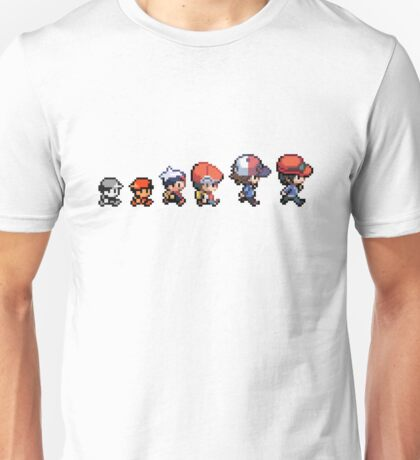 Pokemon evolution Unisex T-Shirt