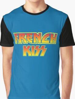 french kiss Graphic T-Shirt