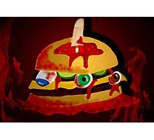 gore-burger    Photographic Print