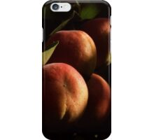 APRICOTS IN MY BACKYARD iPhone Case/Skin