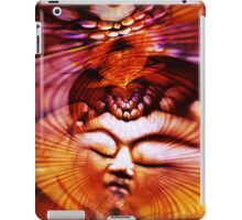 Meditative Zone iPad Case/Skin